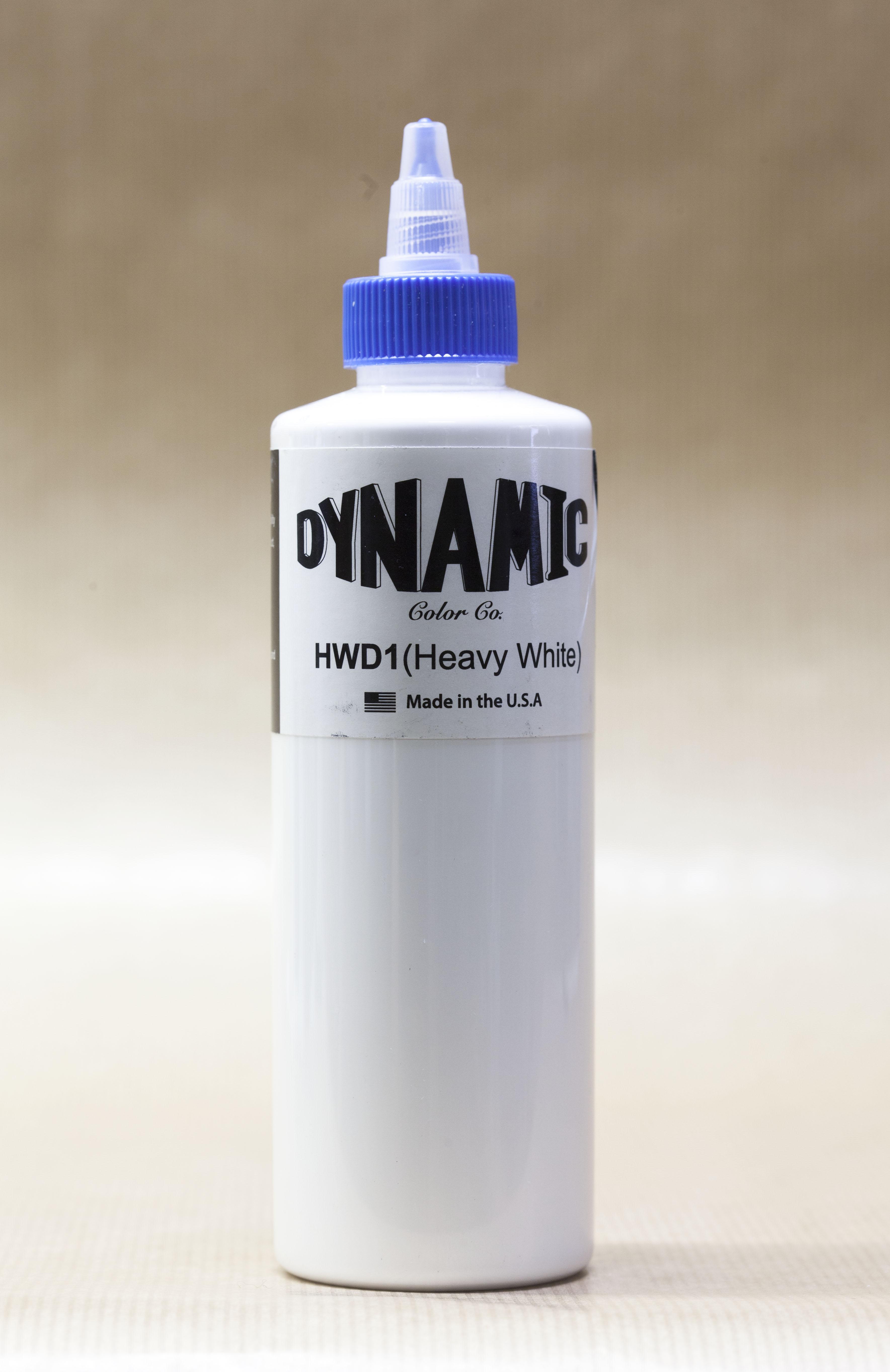 Dynamic White Heavy