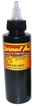 Eternal Medium Gray Wash 4oz
