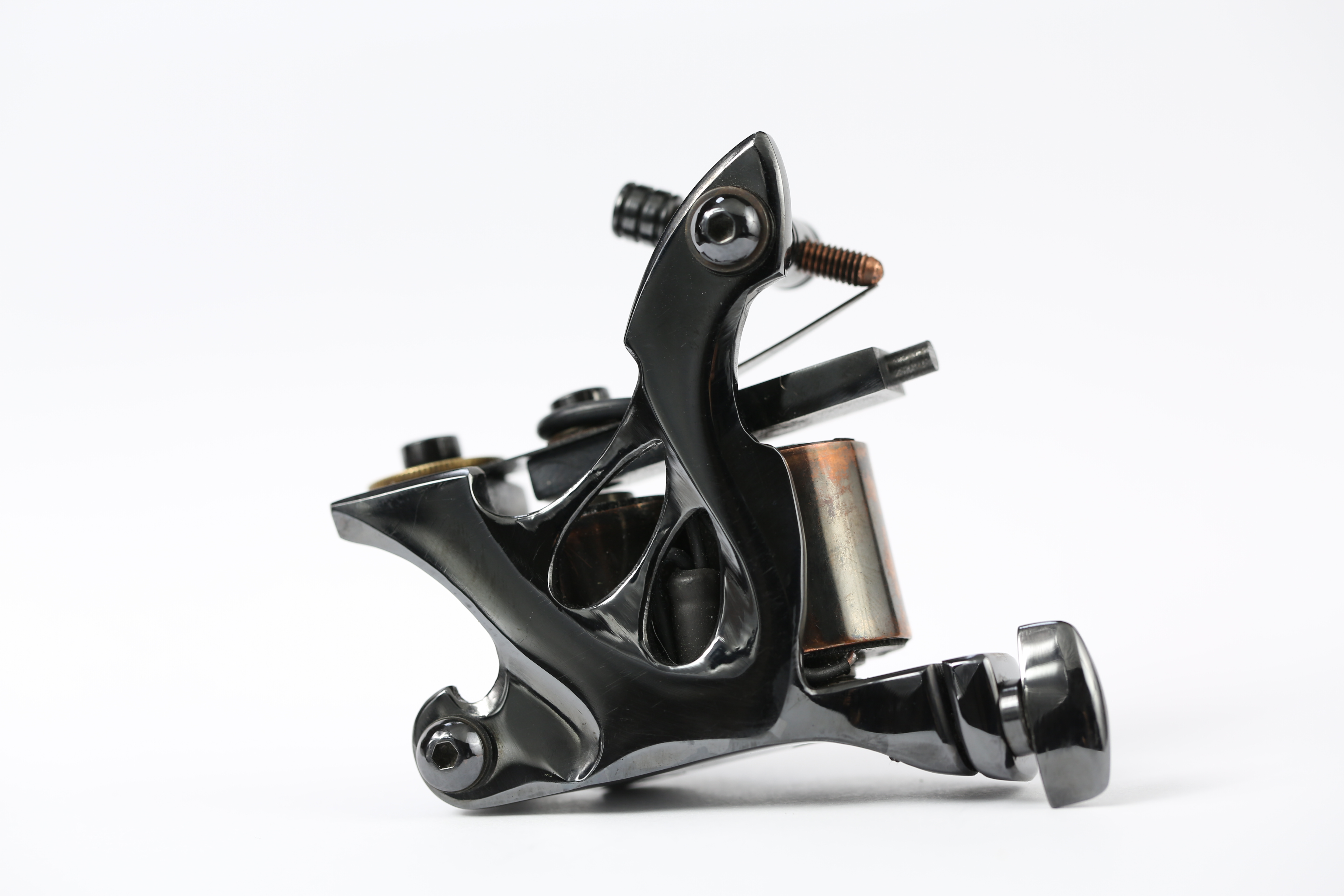 Limited edition shader tattoo machine east street tattoo for Tattoo machine online shopping in india