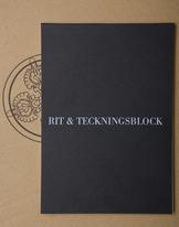 Rit & teckningsblock A5