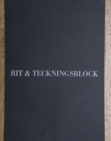 Rit & teckningsblock A3