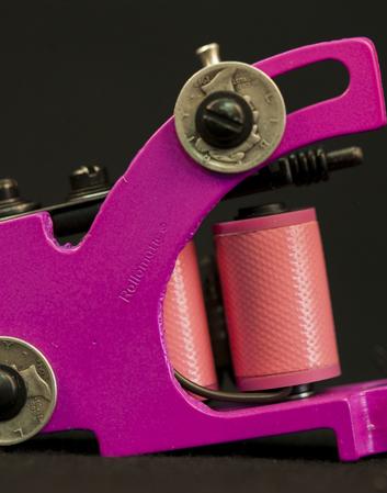 Rollomatic Liner Custom Made PINK