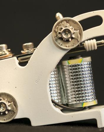 Rollomatic Liner Custom Made WHITE
