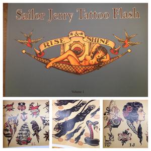 Sailor Jerry Tattoo Flash Volume 1