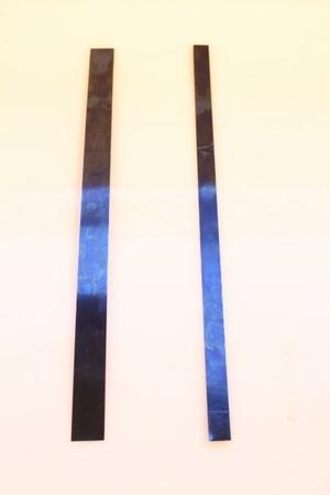 """Blue Tempered Spring Steel 3/4"""""""