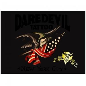 Daredevil Tattoo 20th Anniversary Flash Book