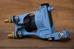 Shagbuilt D20 Blå