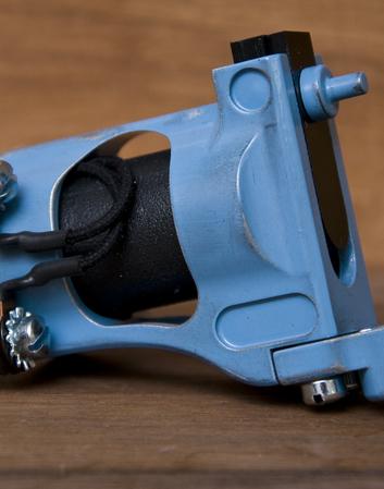 Shagbuilt D20 Blue