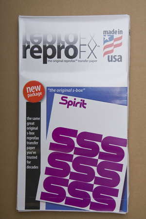 Orginal Spirit Thermofax Paper (8.5x14)