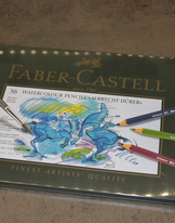 Faber Castell 36 watercolour
