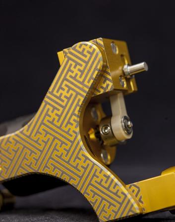 I.D Liner 4,2mm Sayagata Gold