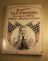 Electric Tattooing Experienced Work Fred Marquand