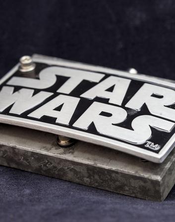 Al Brodeur Star Wars Foot Switch