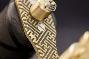 RW Direct Drive Gold Sayagata 4,2mm