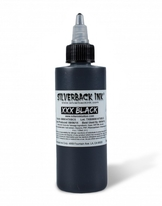 silverback ink XXX - BLACK	4oz/120ml