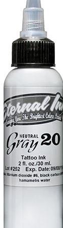 Neutral Gray 20 2oz