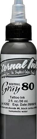 Neutral Gray 80 2oz