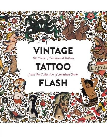 Vintage Tattoo Flash Book