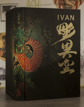 IVAN - Legendary Irezumi from Brazil