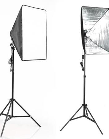 Shadowless Studio Lamp