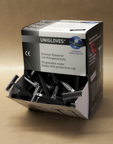 Disposable Razors [Black]