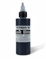 Insta Black - Silverback ink	4oz/120ml