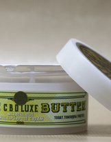 Hustle Butter CBD Luxe 5oz Jar