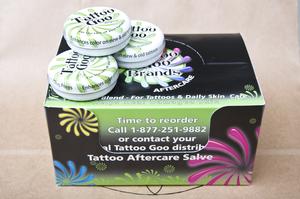 Tattoo Goo Box (stor)