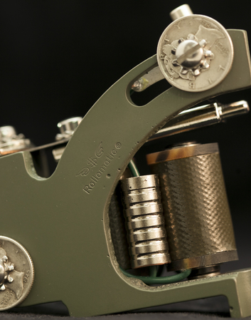 Rollomatic Shader Custom Made