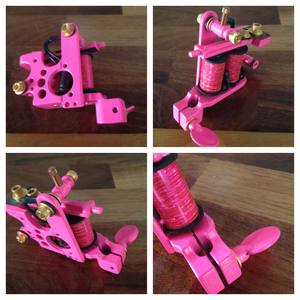 Seth Ciferri Pink Liner