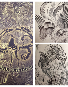 PHENIX TATTOO BOOK