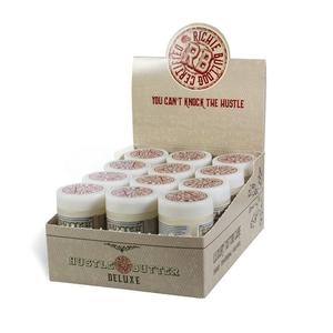 Hustle Butter Deluxe Mini 1oz jar - 24 pack