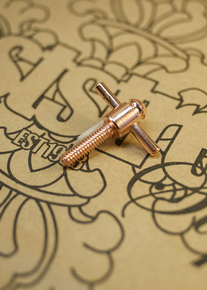 T Tube vice screw - Copper