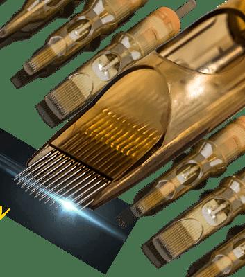 5 Round Liner 0,35 Kwadron Cartridges 20pcs